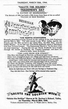1940's Souvenir Programme 5