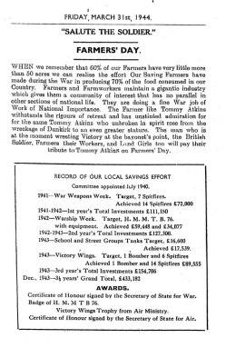 1940's Souvenir Programme 6