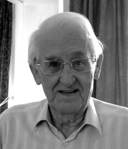 Doug aged 83, July 2007