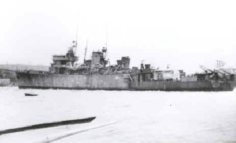 HMS Lightfoot