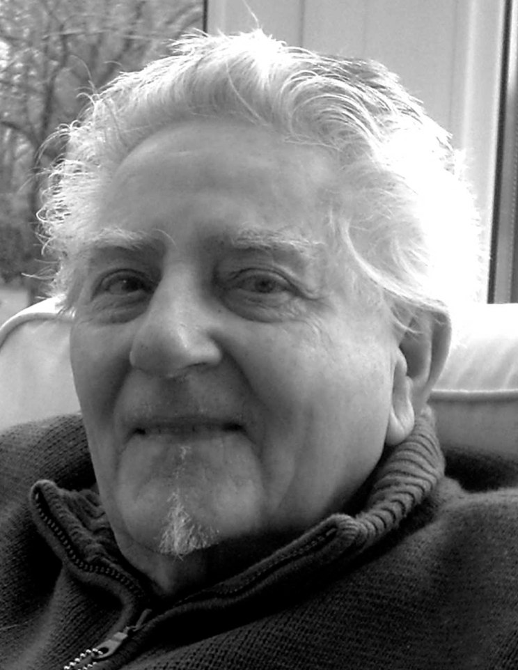 Ray in March 2007, aged 82
