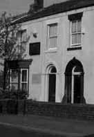 RJMitchell Birthplace