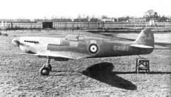 Spitfire Prototype