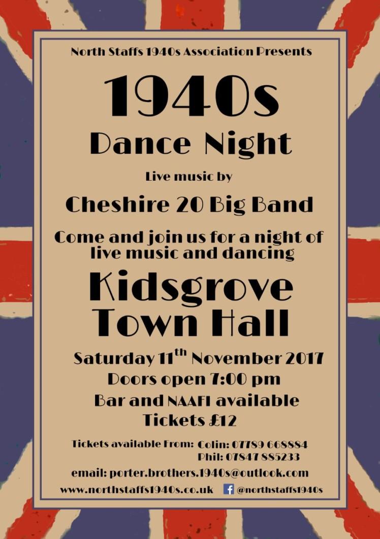 1940s Dance 2017